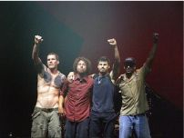Rage Against The Machine interview